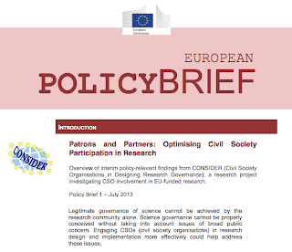 First Policy Brief